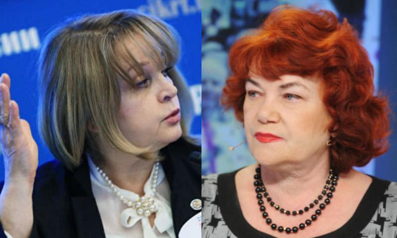Элла Памфилова разгневалась на самого опытного депутата Госдумы