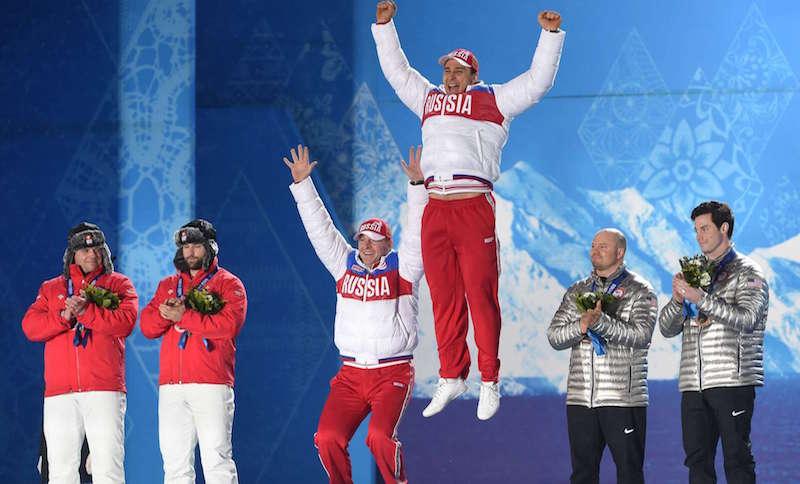 С 39 российских спортсменов сняли пожизненный запрет на участие в Олимпийских играх