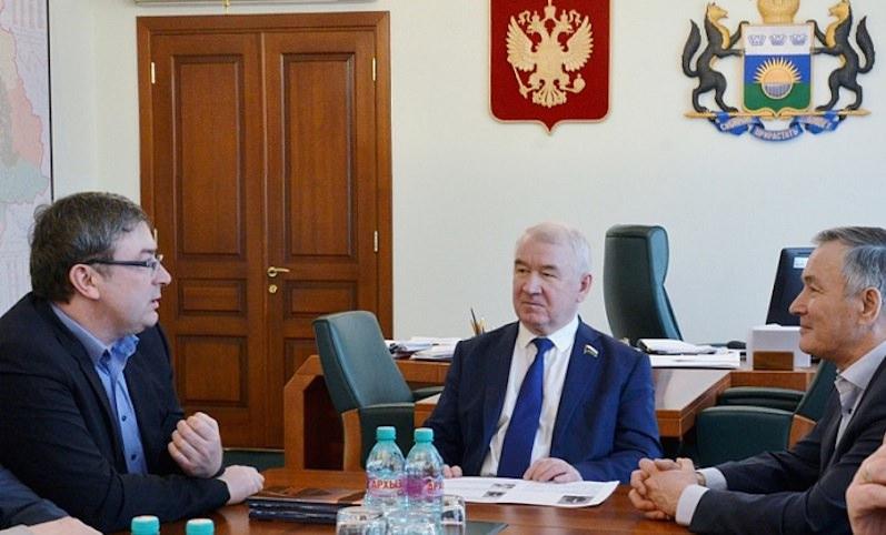 В Тюменской облдуме объяснили зарплату депутатов в 300 тыс рублей