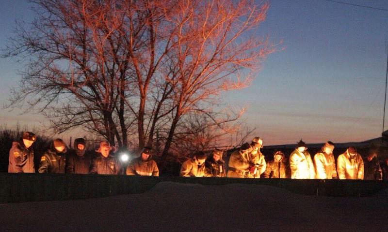 Жителей алтайского села оставили умирать без отопления в -30