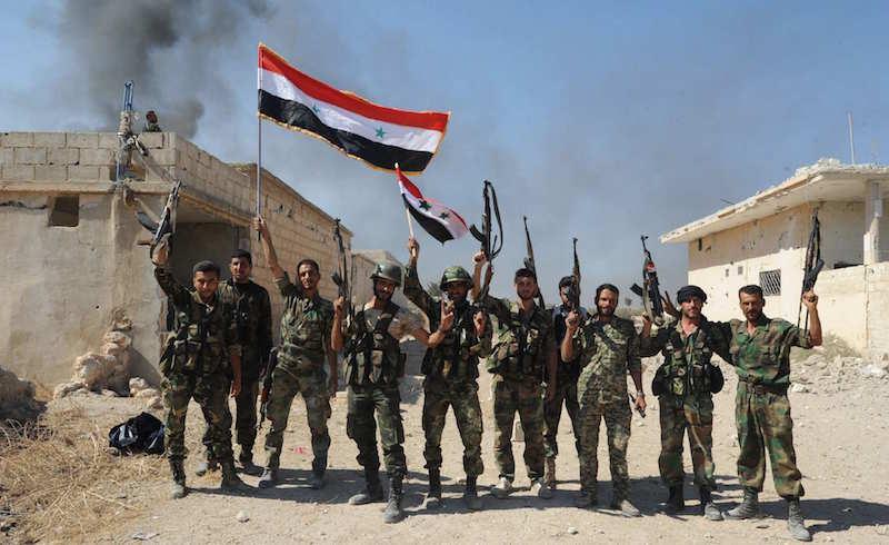 СМИ сообщили о «мести» сирийской армии за сбитого летчика Романа Филипова