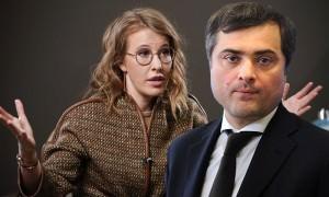 Собчак обвинила Суркова в сексизме