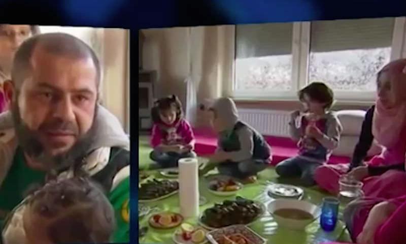 Германию возмутила история беженца-многоженца, живущего как шейх