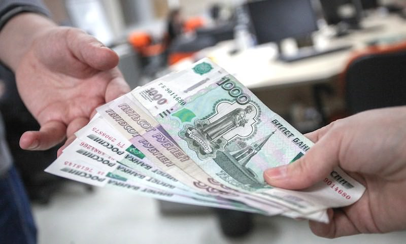 В России хотят ужесточить наказание за задержку зарплат