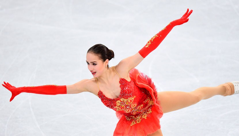 Фигуристка Алина Загитова принесла России первое золото на Олимпиаде