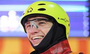 Россиянин Буров завоевал  бронзу по фристайлу  в лыжной акробатике