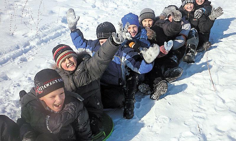 Правительство хочет перенести зимние каникулы в школах