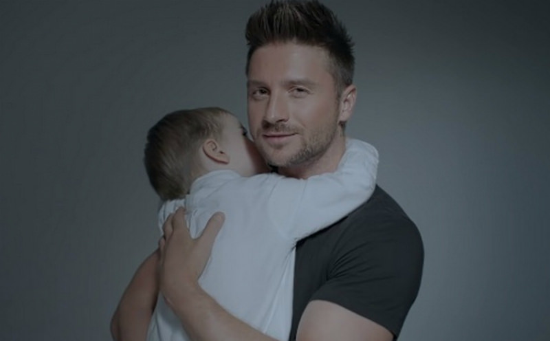 Сергей Лазарев боится втягивать сына в шоу-бизнес