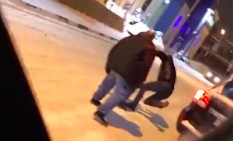В Москве зверски избили ведущего программы