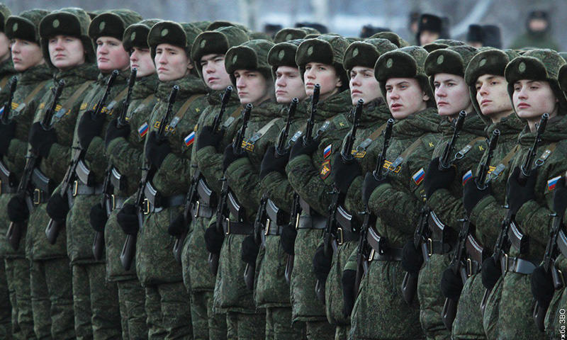 За Россию, народ и Отечество: в России создают масштабный мобилизационный резерв