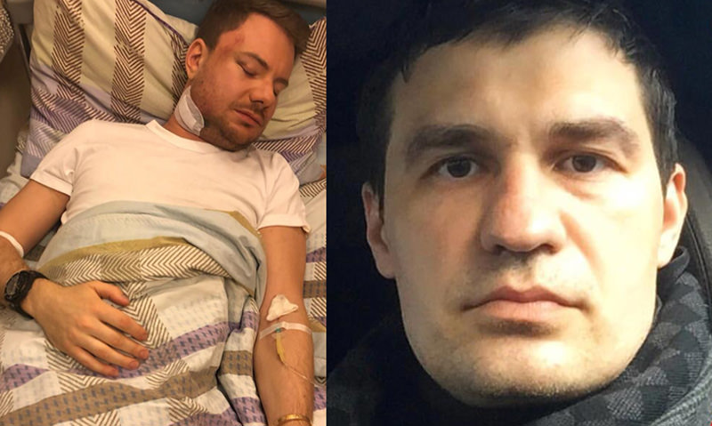 Пермский экс-депутат сломал челюсть DJ Smash
