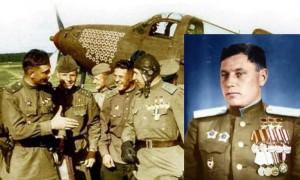 Календарь: 19 марта - 105 лет со дня рождения трижды героя СССР летчика-аса Покрышкина