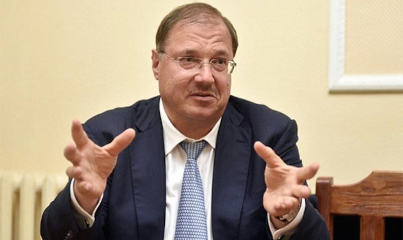 Депутат Борис Пайкин