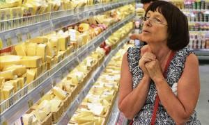 Названы марки фальшивого сыра в российских магазинах