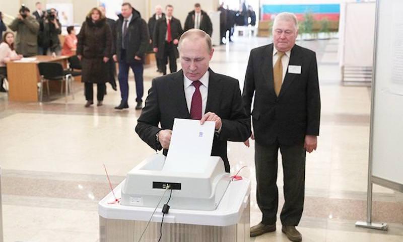 Владимир Путин сделал свой выбор