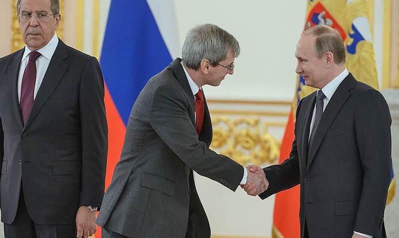 Россия нанесла ответный удар Великобритании