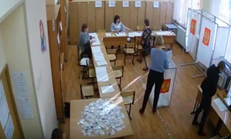 Члены УИК в Люберцах отстранены за вброс бюллетеней