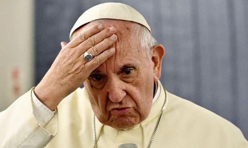 Папа Римский рассказал об отсутствии ада