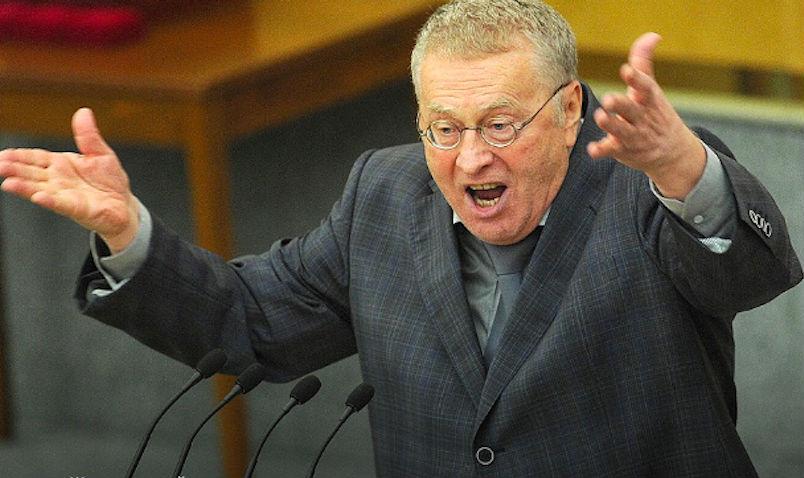 Жириновский объяснил, почему обзывал Собчак сукой и грязной ведьмой