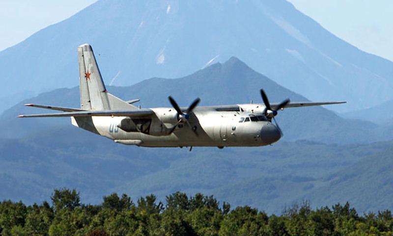 При крушении Ан-26  в Сирии погибли  генерал-майор и 26 офицеров