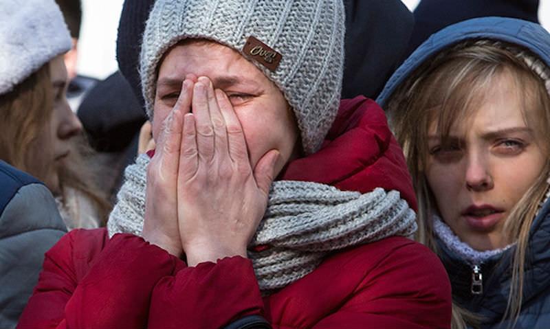 Объявлен национальный траур по погибшим в Кемерово