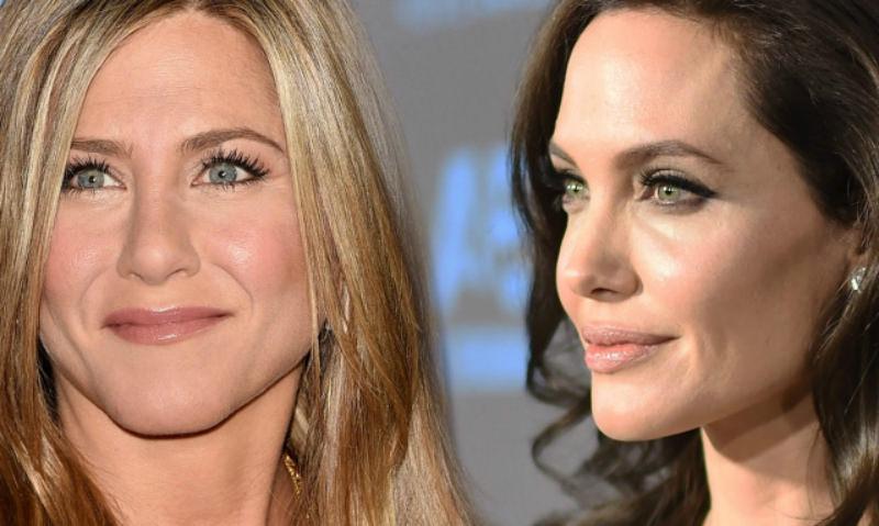 Джоли обратилась к психотерапевту из-за новости о воссоединении Брэда Питта и Дженнифер Энистон