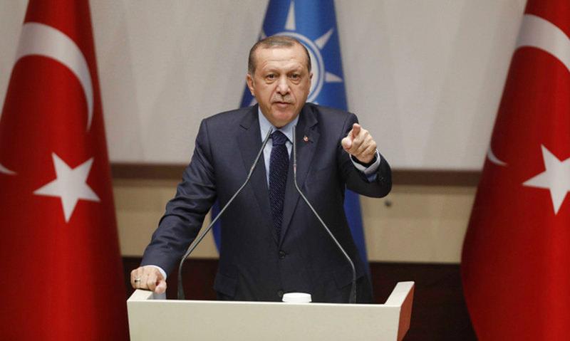 Эрдоган Вашингтону: