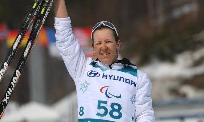 Триумф паралимпийки Милениной в Пхенчхане