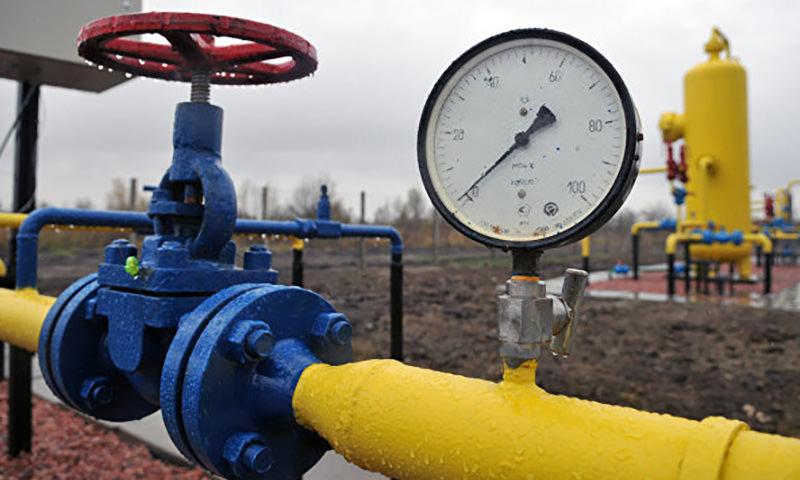Европейский газ обошелся Украине в четыре раза дороже российского