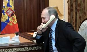 Трамп всё-таки поздравил Путина с победой на президентских выборах