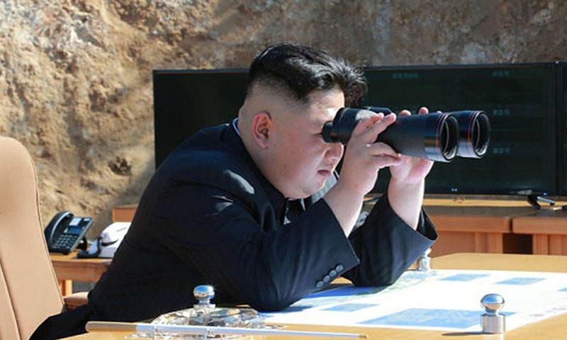 Личное послание  Ким Чен Ына  везут в США