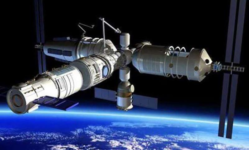 Вышедшая из-под контроля токсичная космическая станция скоро рухнет на Землю