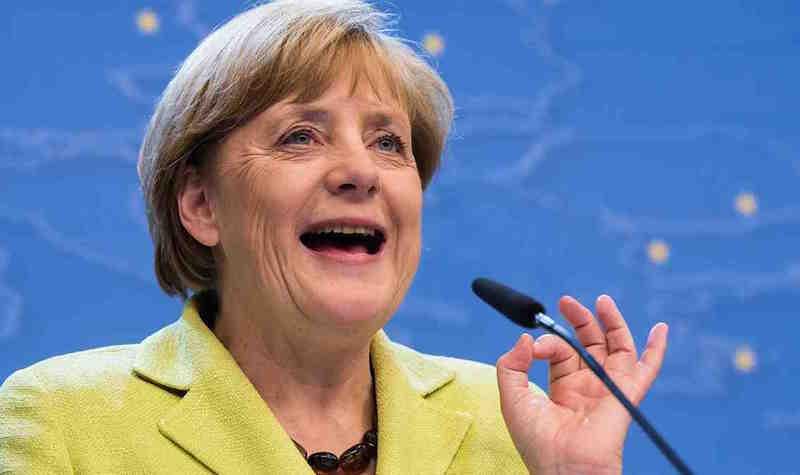 Ангела Меркель стала канцлером в четвертый раз