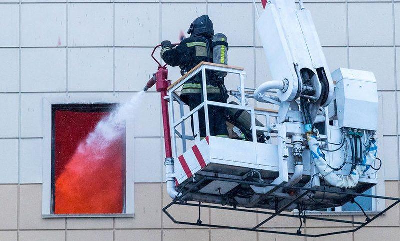 Эксперт по пожарной  безопасности сгоревшего ТЦ в  Кемерово оказался поваром