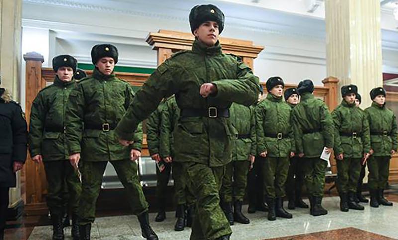 В армию призовут россиян, не служивших по состоянию здоровья