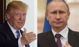Путин и Трамп выразили взаимное согласие о нежелательности гонки вооружений