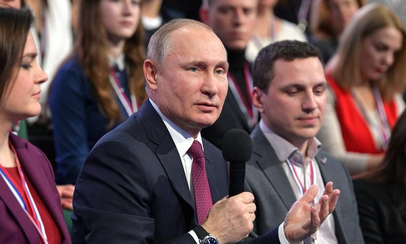 Путин выбрал что хочет изменить в прошлом