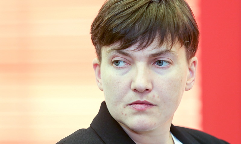 Комитет Рады дал добро на арест Савченко