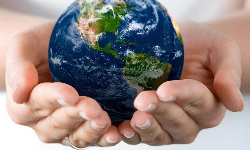Календарь: 20 марта - День Земли