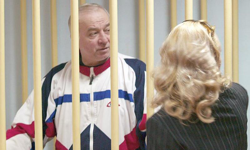 В Кремле ответили на обвинения России в отравлении экс-офицера ГРУ