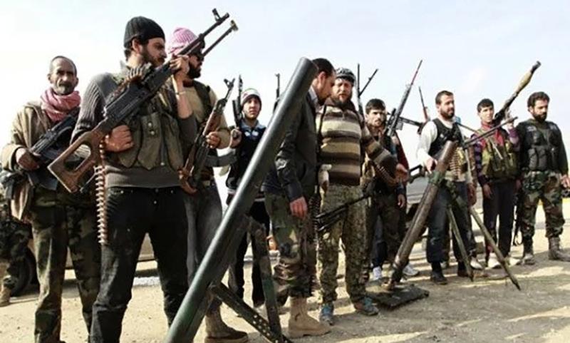 Группировка «Джейш аль-Ислам»  взяла на себя ответственность  за крушение в Сирии Ан-26