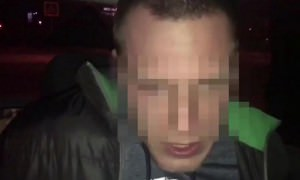 Взломщики терминалов нарвались на полицейских после похищения денег