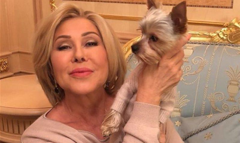 Певица Любовь Успенская устроила дебош на борту самолета