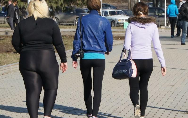 Где живут самые стройные и где самые крупные россиянки