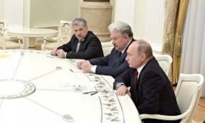 Грудинин попросил Путина закрыть дела против него