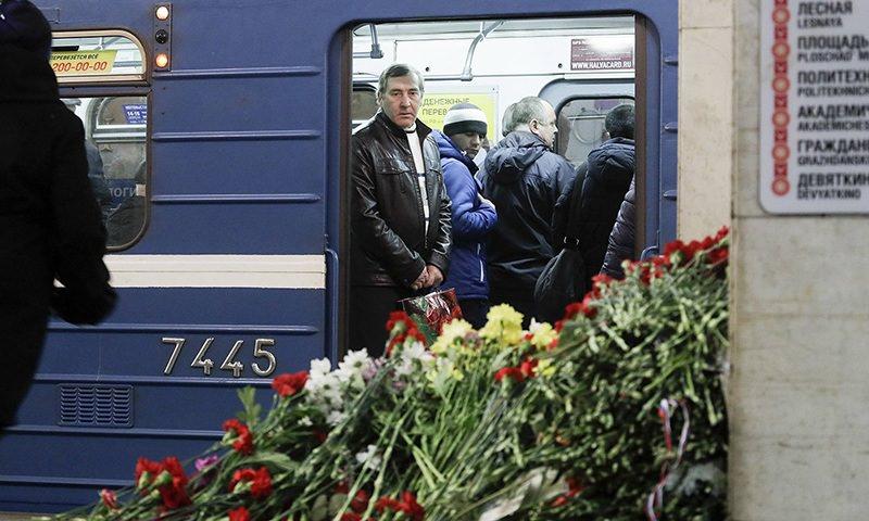 Календарь: 3 апреля - Годовщина теракта в Петербургском метро
