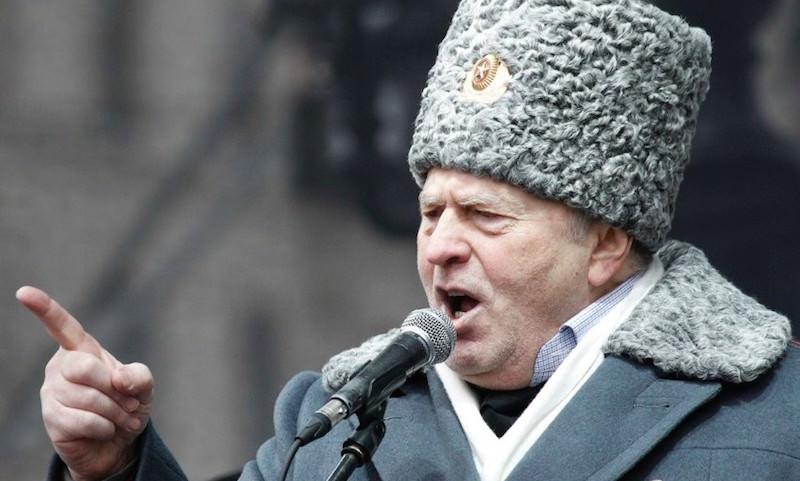 Жириновский нашел самое безопасное место в мире среди