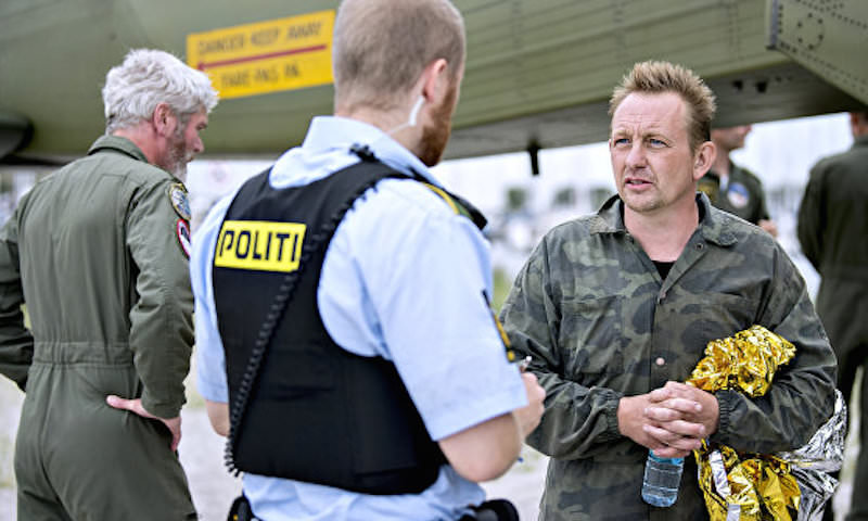 Суд вынес приговор расчленившему журналистку датскому