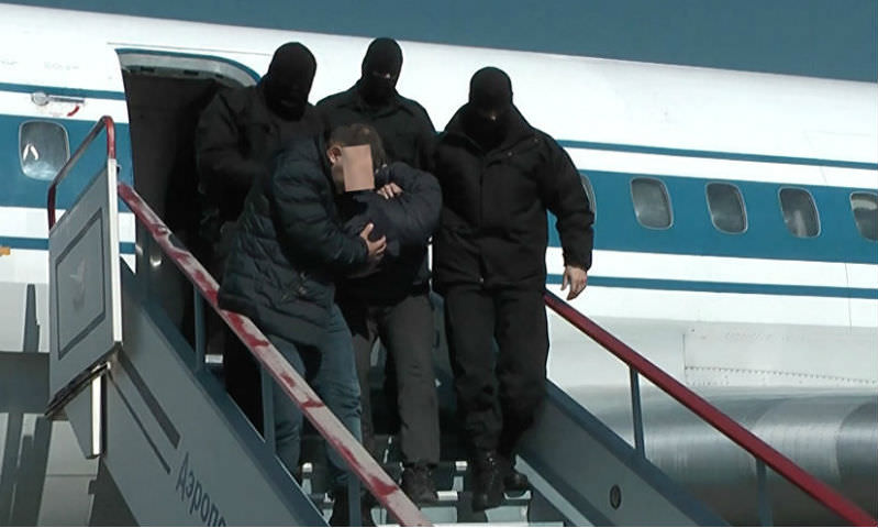 Ячейку ИГИЛ накрыли в Москве сотрудники ФСБ