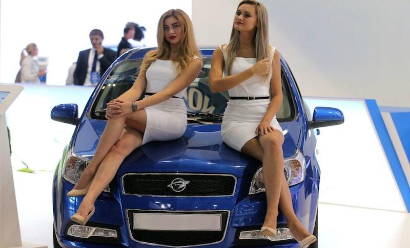 Названы пять самых доступных иномарок в России